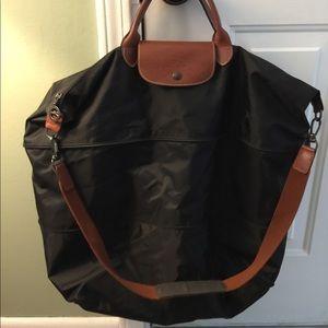 Longchamp le pliage 21 inch bag